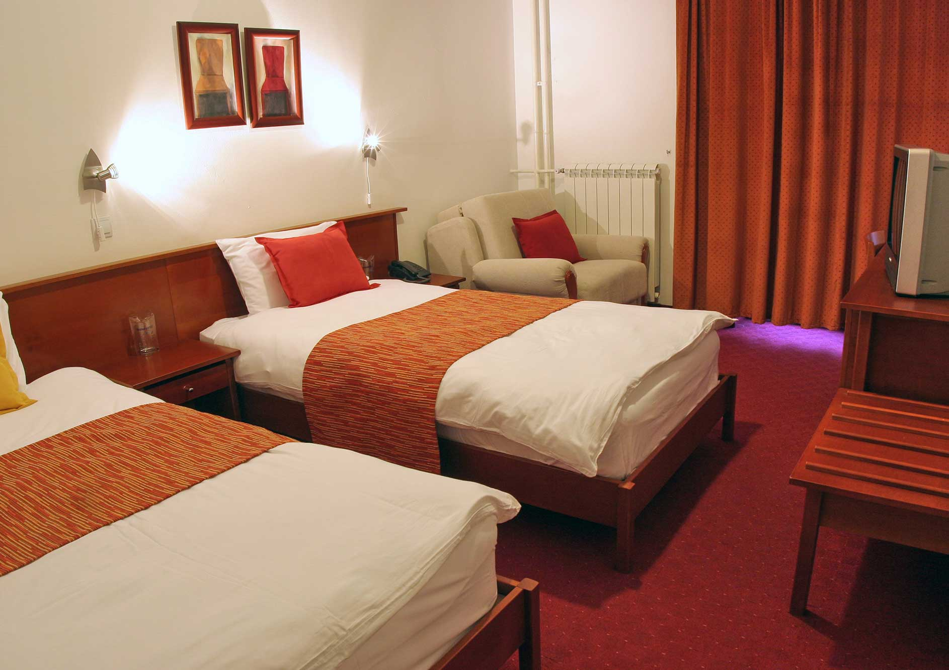 Hotel DIVČIBARE | Twin soba